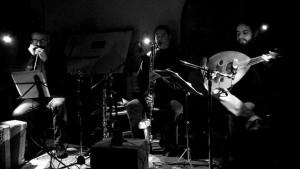 Acoustic Trio – Max De Aloe, Ermanno Librasi, Elias Nardi